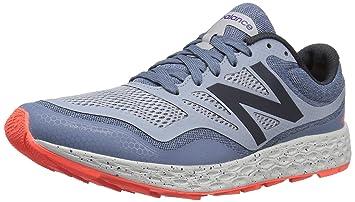 Fitness- & Laufschuhe New Balance Herren Fresh Foam Hierro v4 Trail Outdoorschuhe Laufschuhe Schwarz Herren
