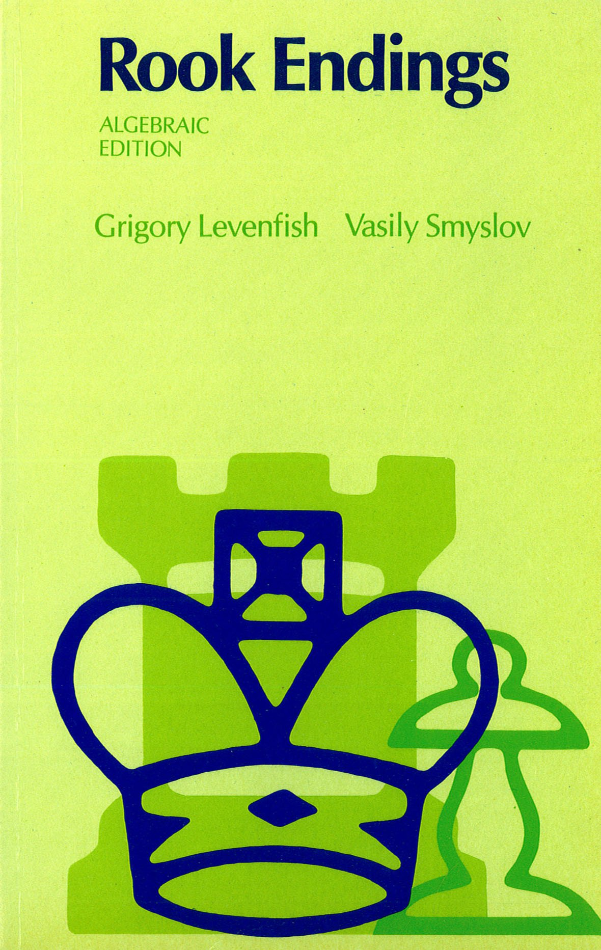 Rook Endings (Tournament Player's Collection): Grigory Levenfish, Vasily  Smyslov: 9780713458091: Amazon.com: Books