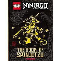 The Book of Spinjitzu (Lego Ninjago) (Lego Ninjago: Masters of Spinjitzu)