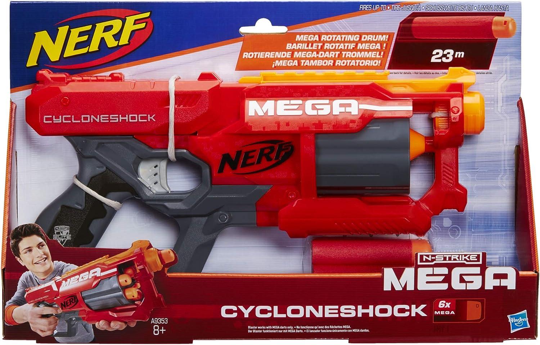 Nerf N-Strike Elite Mega Cycloneshock