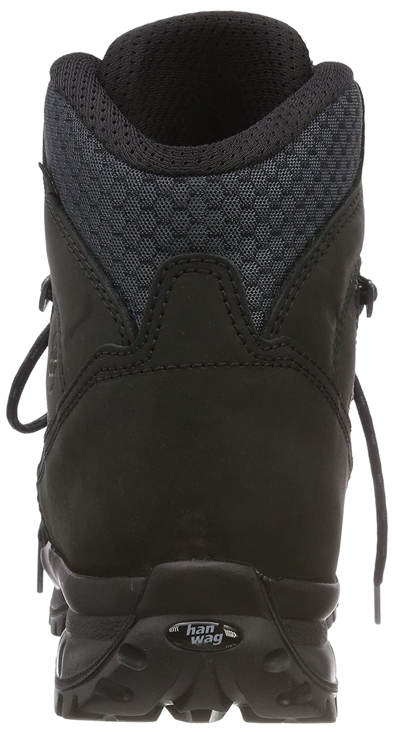 Hanwag Mens Banks II GTX All-Black 11UK