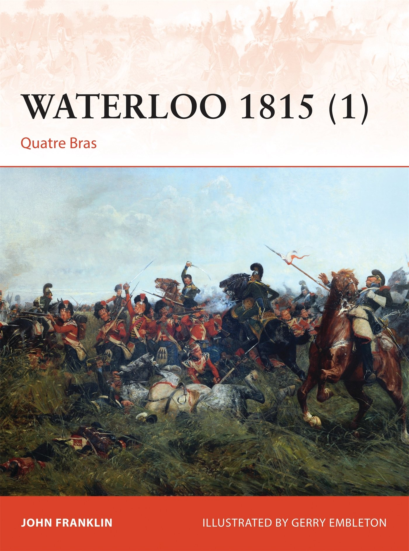 Waterloo 1815 1 Quatre Bras