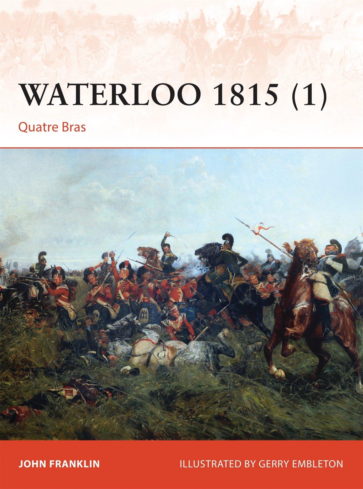 Waterloo 1815 (1): Quatre Bras pdf epub