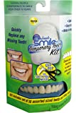 Instant Smile Temporary Tooth Kit - Replace A Missing Tooth in Minutes! Does not stain!