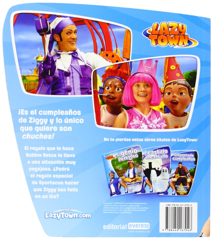 Amazon.com: DIA DEL CEPILLADO (LAZY TOWN) (9788444167046 ...