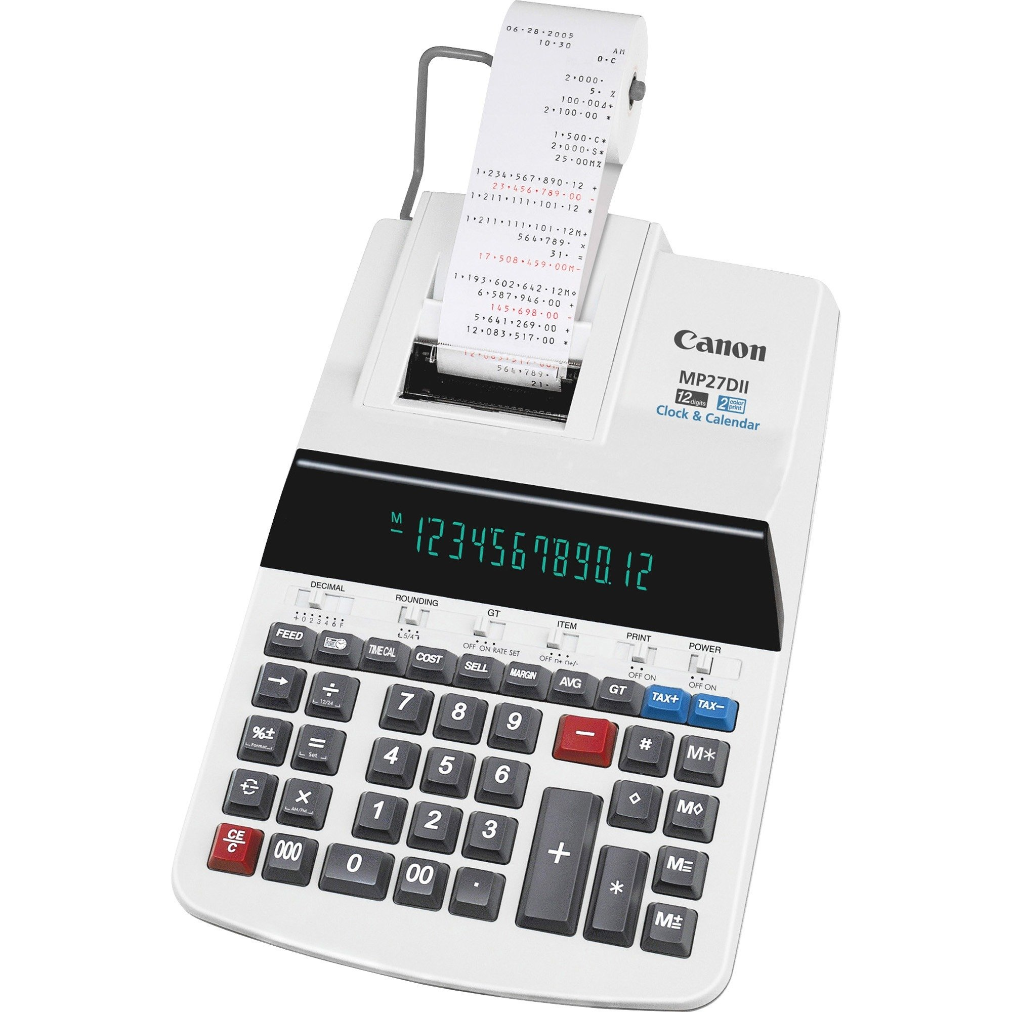 CNMMP27DII - Canon MP27DII Print Calculator