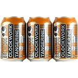 ブリュードッグ クロックワーク タンジェリン 缶 シトラスセッションIPA 330ml×3本 クラフトビール