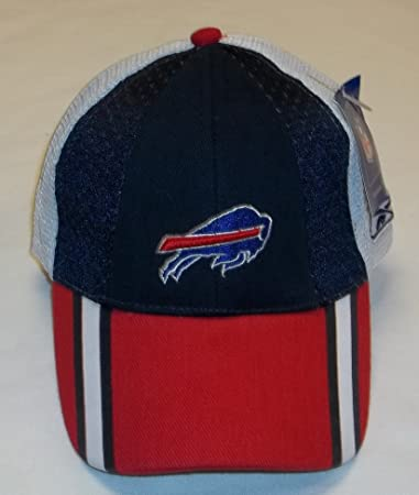 youth buffalo bills hat red