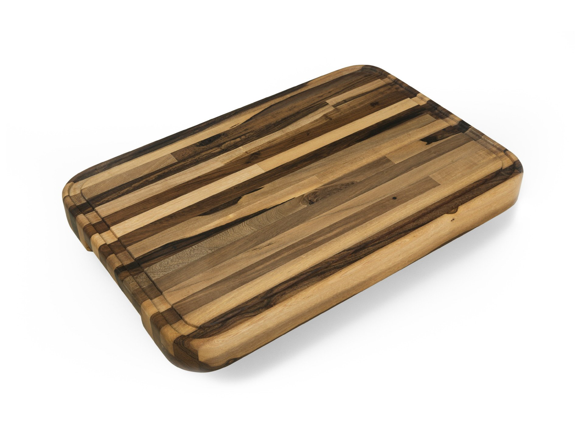 Brazilian Pecan Wood Cutting Board 12'' x 20'' x 1 1/8''