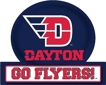 Dayton Flyers Jumbo Tailgate Magnet 2-Pack