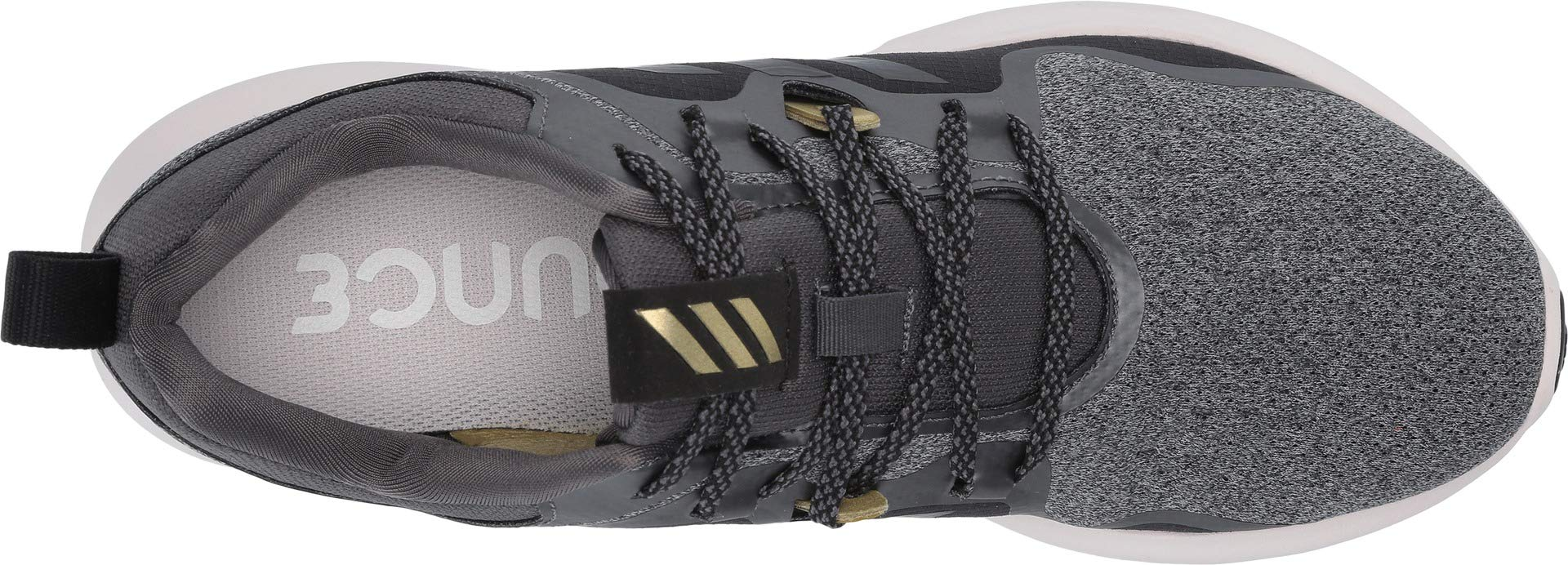 adidas Running Women's Edgebounce Core Black/Core Black 5 B US by adidas (Image #2)