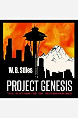 Project Genesis: The Gathering of Superheroes Audible Audiobook