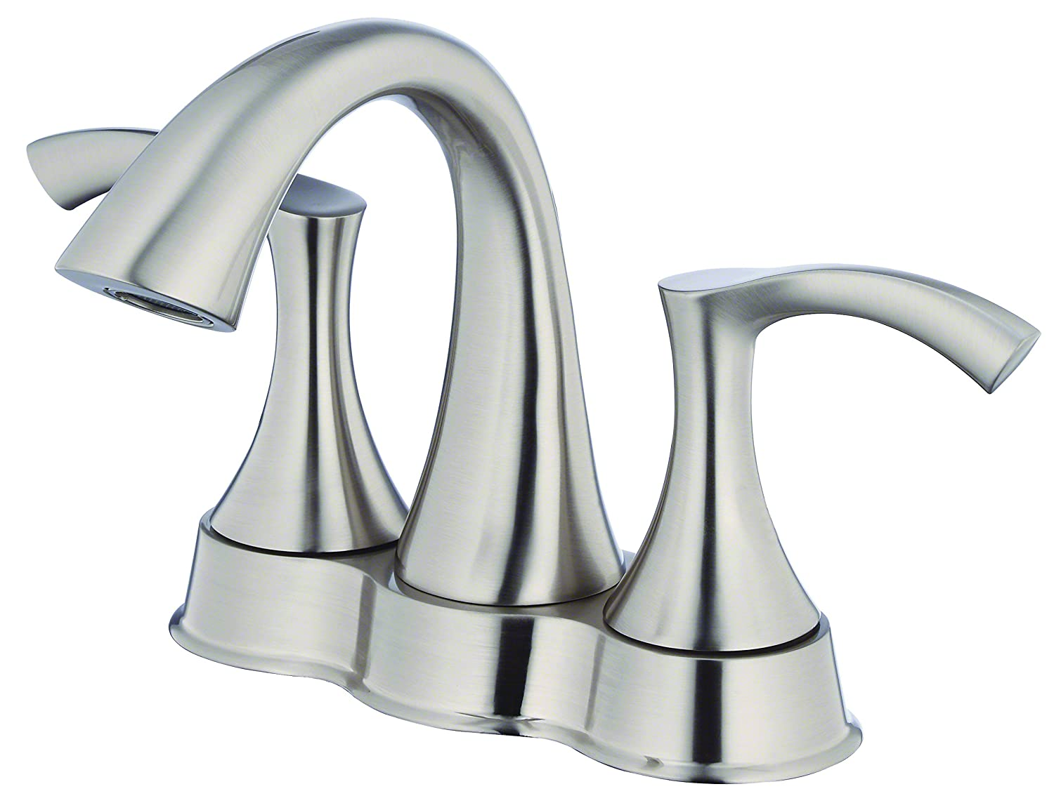 Danze D301022 Antioch Two Handle Centerset Lavatory Faucet, Chrome ...
