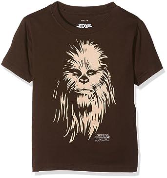 Star Wars Jungen T Shirt Chewie Amazon De Bekleidung