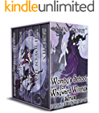 Womby's School for Wayward Witches Series Books 16-18: Not-So-Cozy Witch Mysteries (Womby's School for Wayward Witches…
