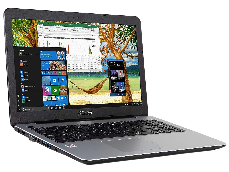 Asus X555QA 15.6 HD Notebook, AMD Quad-Core A12-9720P Upto 3.6GHz, 16GB RAM, 512GB SSD, VGA, HDMI, Card Reader, Wi-Fi, Bluetooth, Windows 10 Pro