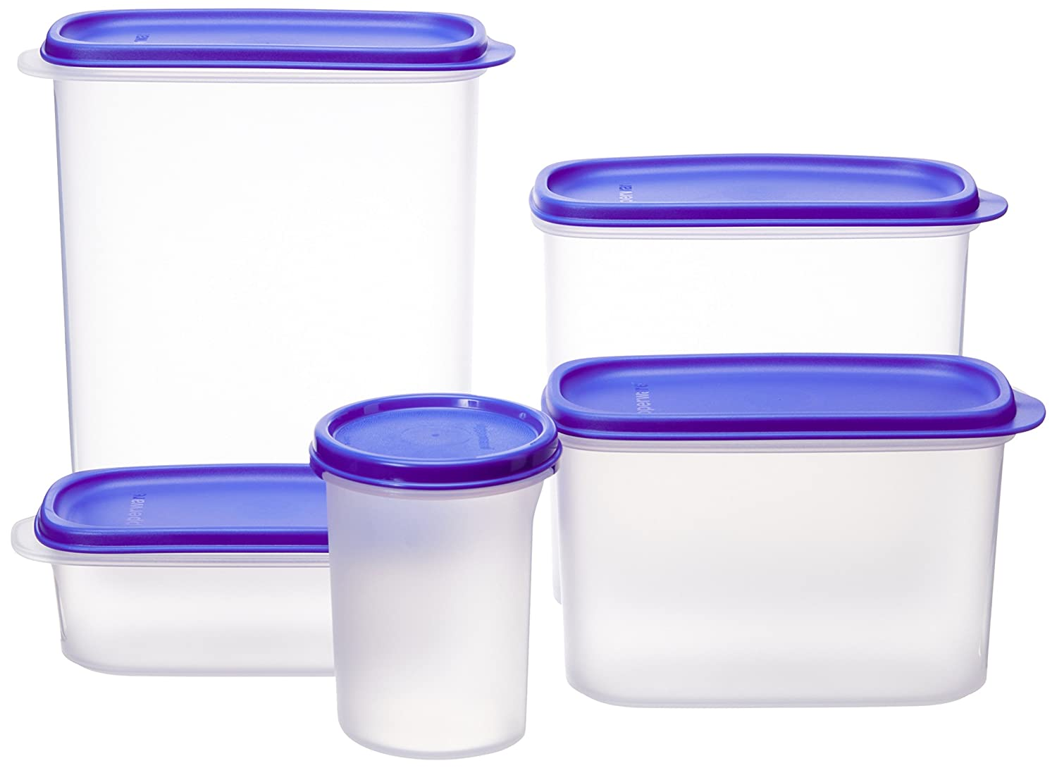 Buy Tupperware My First Dry Storage Set, 9-Pieces (Get Smart Saver ...
