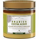 Calily Life Organic Arabica Coffee Scrub with Dead Sea Minerals, 23.38 Oz