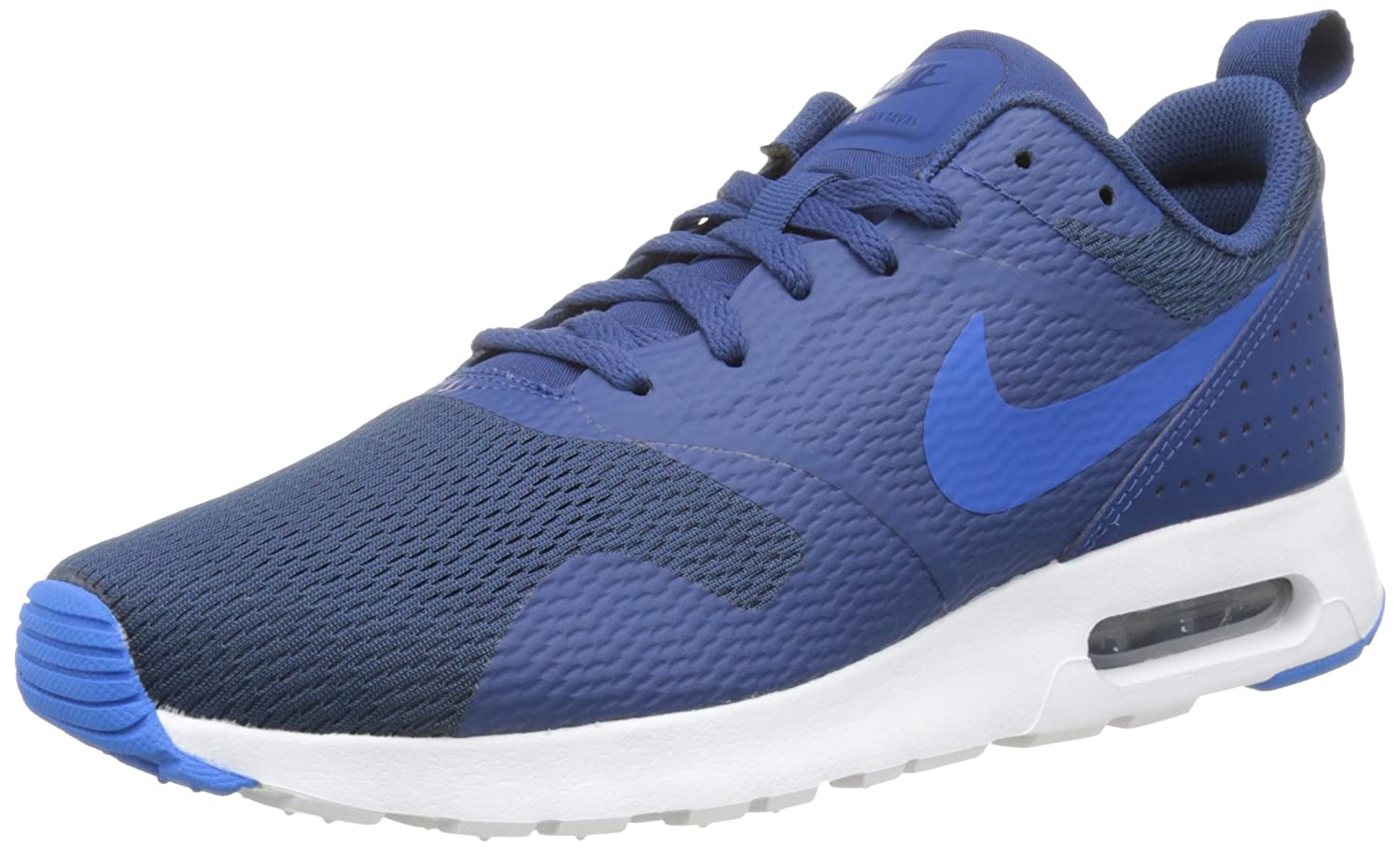 Nike Air Max Tavas Herren Sneakers  47 EU|Blau (Bleu Cstl Blue/Blue Spark/White/Photo Blue)