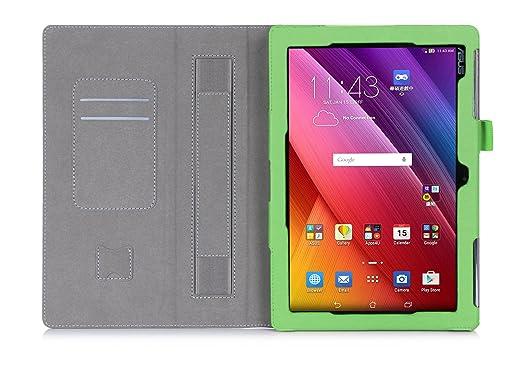 4 opinioni per ISIN Custodia Tablet Serie Premium Pelle PU Stand Cover per ASUS Zenpad 10 Z300C