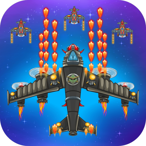 (Airstrikes 2D Skier Plane Shooter: Fly Shootem Up)