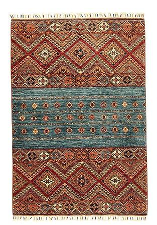 Arijana Shaal Teppich Orientteppich 187x120 cm, Pakistan ...