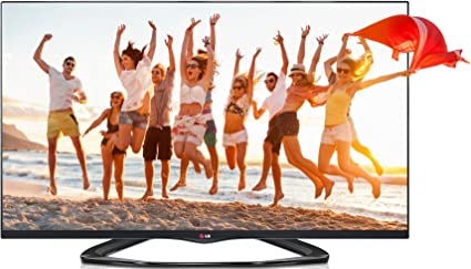LG 47LA6608 LED TV - Televisor (1193.8 mm (47