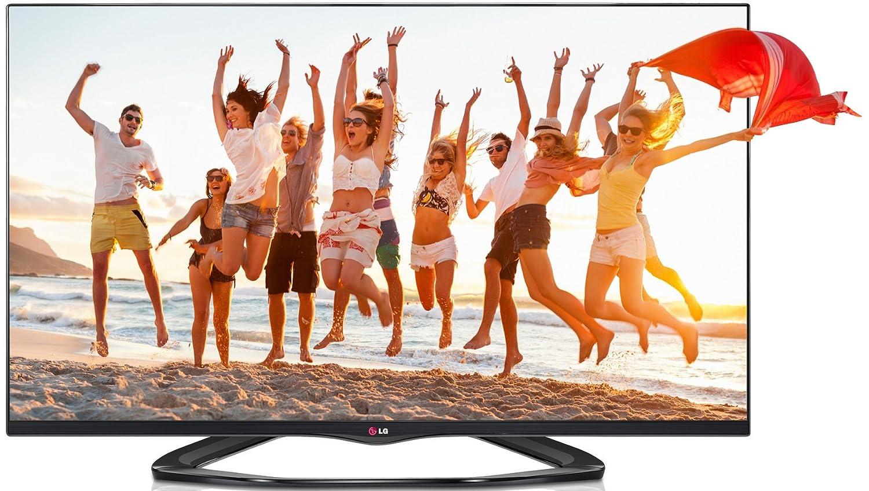 LG 47LA6608 119 cm (47 Zoll) Fernseher (Full HD, Triple Tuner, 3D ...