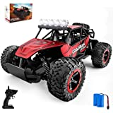 RC Cars Remote Control Car Monster Truck, Fast Outdoor Rechargeable Vehicle gift for Boys Kids Teens 2021 Newest