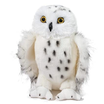 Amazon Com Douglas Cuddle Toys Legend Snowy Owl Stuffed Plush