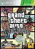 Grand Theft Auto: San Andreas - Xbox 360 - Standard Edition