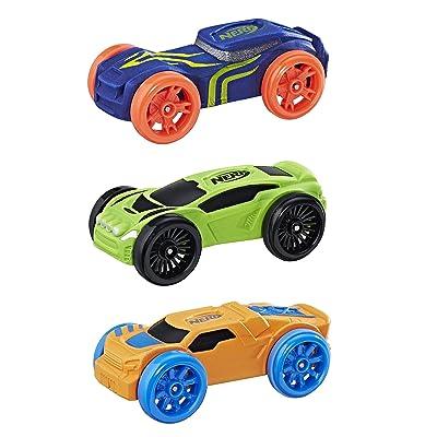 Nerf Nitro Foam Car 3-Pack (Version 1): Hasbro: Toys & Games