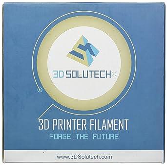 3D Solutech Hot Pink 3D Printer PLA Filament 1.75MM Filament 2.2 LBS 1.0KG Dimensional Accuracy +//- 0.03 mm
