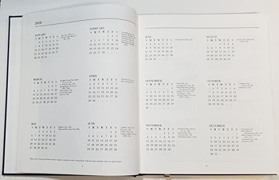2019 Weekly//Monthly Smithsonian appointment book//planner 7 1//2 in x 9 in