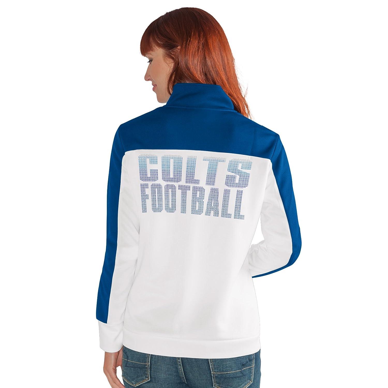GIII For Her NFL Women s Play Maker Track Jacket G-III Licensed ... 052305340