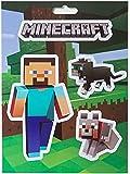 Minecraft Sticker Sheet - Steve Pets