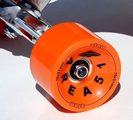Atom Drop Deck Longboard Long Lasting Bearing