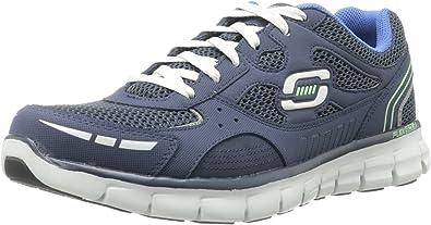 Memory Foam Synergy Over Haul Sneaker