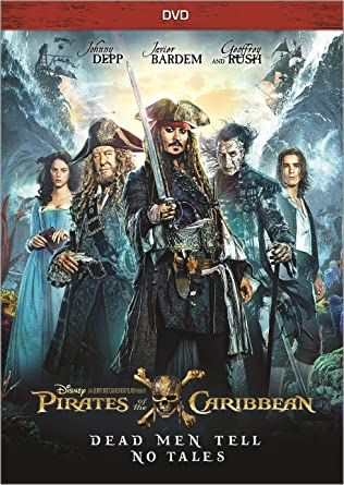Pirates Of The Caribbean Dead Men Tell No Tales Bilingual Amazon