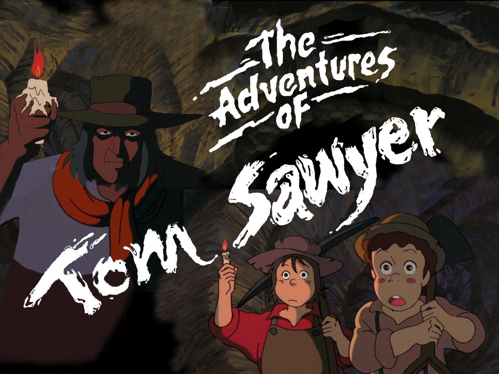 The Adventures of Tom Sawyer - Season 4