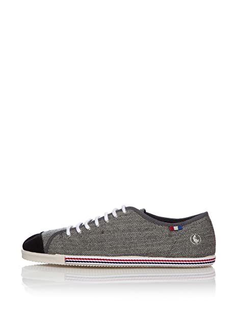 El Ganso Zapatillas Berliner Espiga Gris EU 41: Amazon.es: Zapatos y complementos