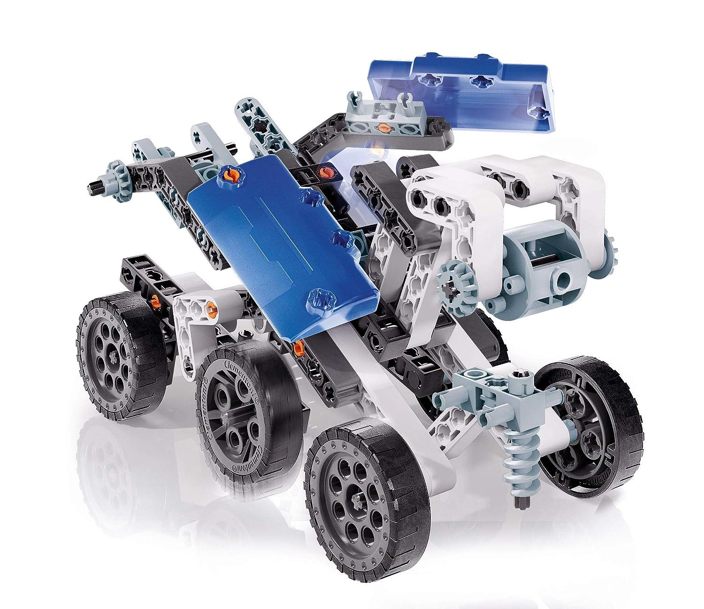 Clementoni 61287 Mechanics Lab Buggy and Quad Scientific Kit