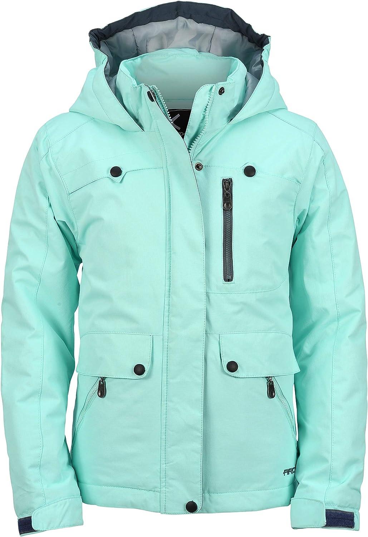 Arctix Girls Jackalope Insulated Winter Jacket: Clothing