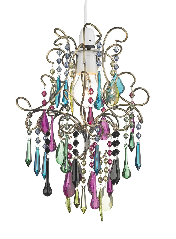 Jodi mini chandelier shade amazon kitchen home arubaitofo Gallery