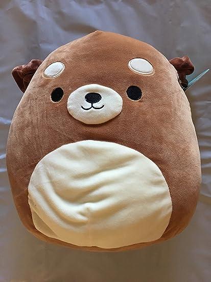 Amazon.com: squishmallow SQ17 – 1.1 yard peluche, azul Puff ...
