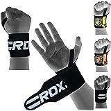 RDX Protège Poignet Soutien Bandage Musculation Support Sangle Crossfit Entraînement Haltérophilie wrist Wraps