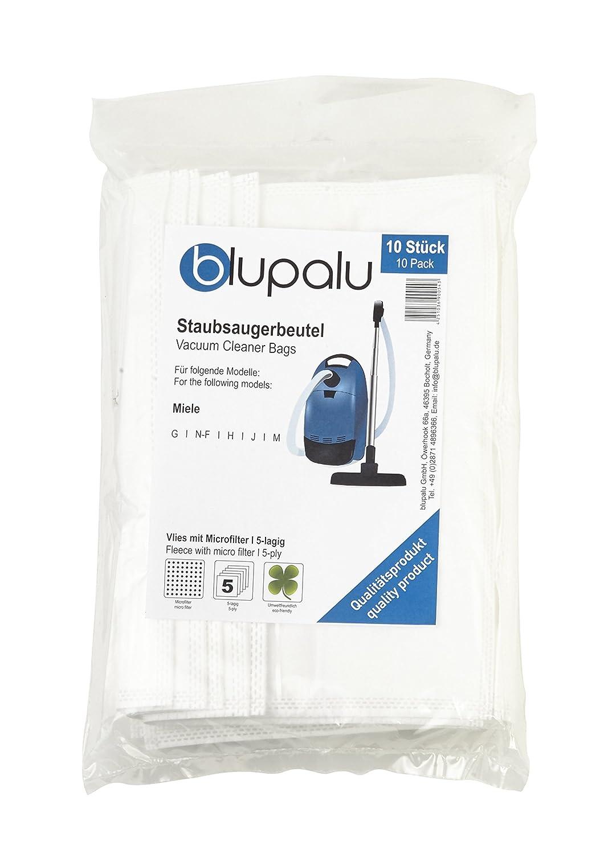 blupalu I Aspiradora Bolsas para aspiradora Miele Compact C1 ...