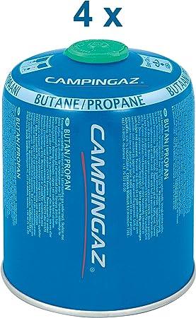 Campingaz CV 470 Plus Cartucho Gas con Valvula, para Cocina Camping, Compacto y Recipiente Sellable