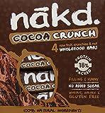 Nakd Cocoa Crunch Bars, 120 g
