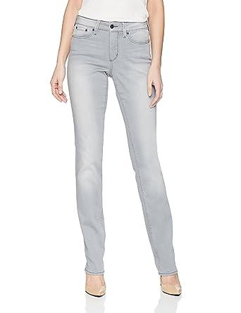 b5f02ea0089 Amazon.com  NYDJ Women s Sheri Slim Jeans  Clothing